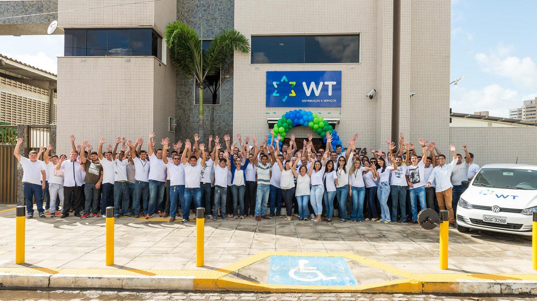 Conheça a nova marca da WT