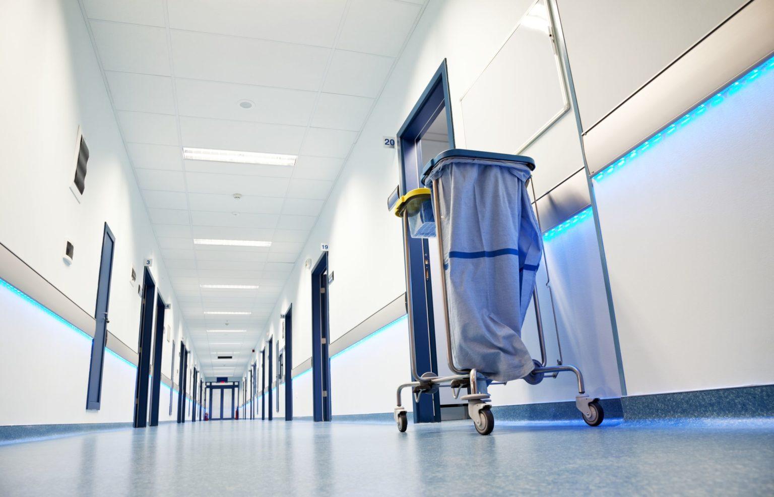 A importância da higienização hospitalar em tempos de pandemia